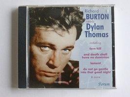 Richard Burton reads Dylan Thomas poetry (luister cd)