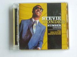 Stevie Wonder - Number Ones / The Dutch Edition