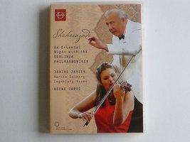 Sheherazade - Janine Jansen / Neeme Järvi (DVD)