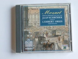 Mozart - Violin Sonatas / Jaap Schroder, Lambert Orkis