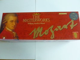 Mozart - The Masterworks (40 CD Box)