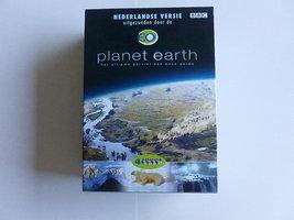 Planet Earth - Het ultieme portret van onze aarde (4 DVD)