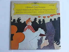Offenbach - Gaite Parisienne / Herbert von Karajan (LP)