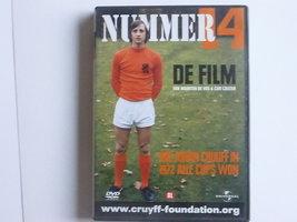 Johan Cruijff - Nummer 14 (DVD)