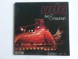 Udo Jürgens - Live & Hautnah (2 LP)