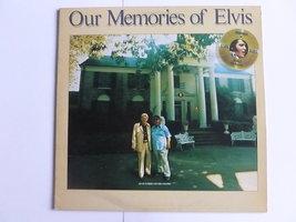 Elvis Presley - Our Memories of Elvis (LP)
