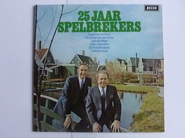 Spelbrekers - 25 Jaar Spelbrekers (LP)