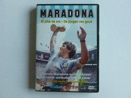 Maradona - De jongen van Goud (DVD)