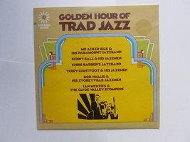 Trad Jazz - Golden Hour of (LP)