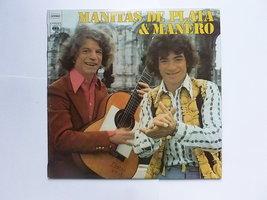 Manitas De Plata & Manero (LP)