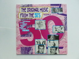 The Original Music from the 50's vol.2 (2 LP)