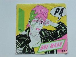 Doe Maar - Pa (single)