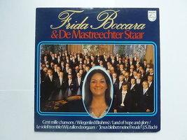 Frida Boccara & De Mastreechter Staar (LP)
