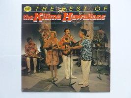 The Kilima Hawaiians - The best of (LP) MFP