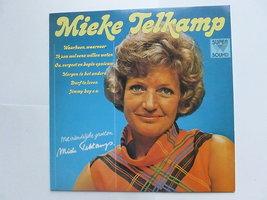 Mieke Telkamp - Met vriendelijke groeten (LP)