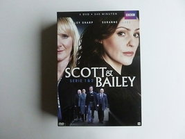 Scott & Bailey - Serie 1 & 2 (4 DVD)