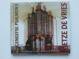 Sietze de Vries - Geneefse Psalmen II (nieuw)