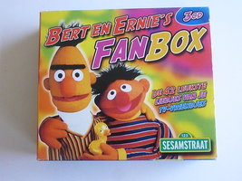 Bert en Ernie's Fan Box (3 CD)