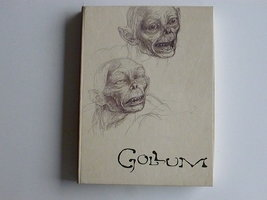 Gollum - the lord of the rings (DVD + Boek)