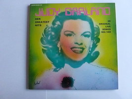 Judy Garland - Her Greatest Hits / 28 Original Live Songs (2 LP)