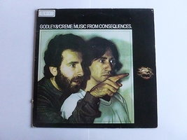 Godley & Creme - Music from Consequences (LP)