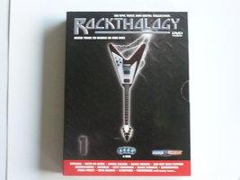 Rockthology 1 (4 DVD)