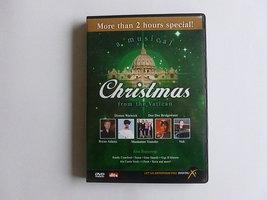 Christmas from the Vatican - B.Adams, D. Warwick, Manhattan Transfer (DVD)
