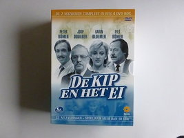 De Kip en het Ei (4 DVD)