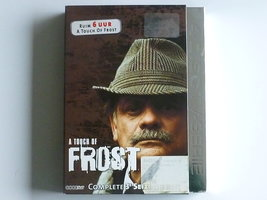 A Touch of Frost - Complete 3e Seizoen (4 DVD) TV serie