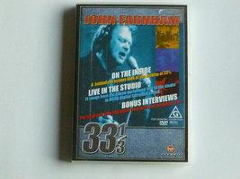 John Farnham - 33 1/3 (DVD)