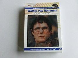 Willem van Hanegem - Willems Wereld (2 DVD + boek)