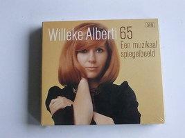 Willeke Alberti 65 / Een muzikaal spiegelbeeld (3 CD) Nieuw