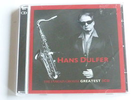 Hans Dulfer - The Famous Grouse Greatest 2 CD (nieuw)