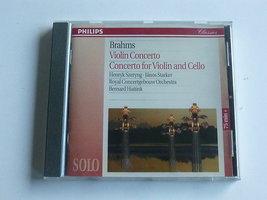 Brahms - Violin Concerto / Henryk Szeryng, Haitink