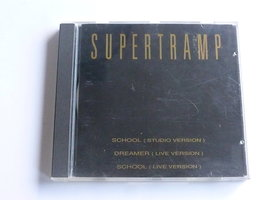 Supertramp - school (CD Single)