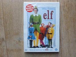 Elf - Will Ferrell (DVD) Nieuw