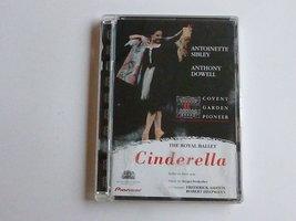 Prokofiev - Cinderella / Antoinette Sibley, Anthony Dowell (DVD)