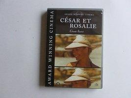 Cesar et Rosalie - Claude Sautet (DVD)