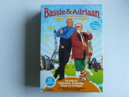 Bassie & Adriaan - Op reis door Europa / Deel 1 & 2 (2 DVD)