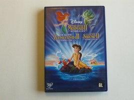 De kleine Zeemeermin II (DVD)