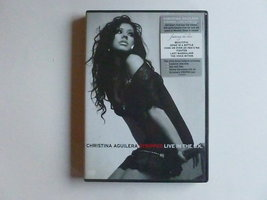 Christina Aguilera - Stripped / Live in the U.K. (DVD)