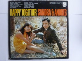 Sandra & Andres - Happy Together (LP)