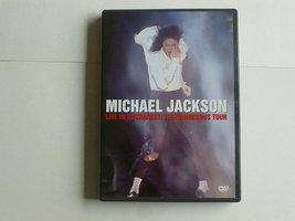 Michael Jackson - Live in Bucharest / The Dangerous Tour (DVD) sony