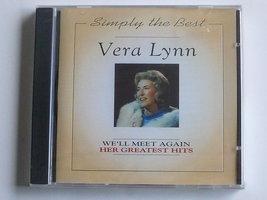 Vera Lynn - We'll meet again / Her greatest hits (nieuw)