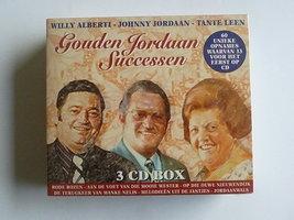 Gouden Jordaan Successen / Willy Alberti/Johnny Jordaan/Tante Leen (3 CD) nieuw