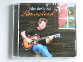 Alex de Grassi - Homestead
