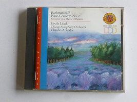 Rachmaninoff - Piano Concerto 2 / Cecile Licad, Claudio Abbado