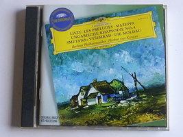 Liszt - Les Preludes, Smetana - Die Moldau / Herbert von Karajan