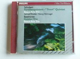 Schubert - Forellenquintett / Beau Arts Trio