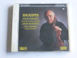Brahms - Violin Concerto / Joseph Silverstein (made in Japan)